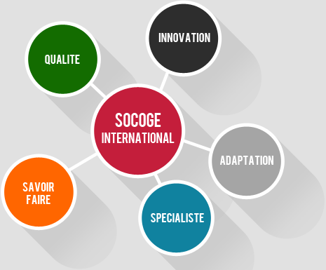 Key data : SOCOGÉ INTERNATIONAL